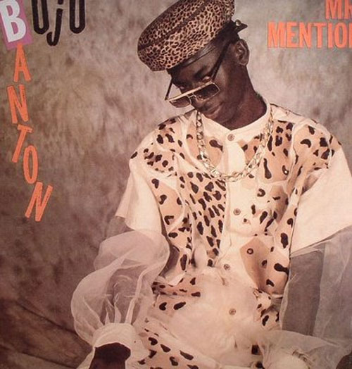 Buju Banton - Mr Mention