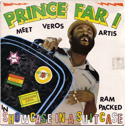 Prince Far I - Showcase in a Suitcase