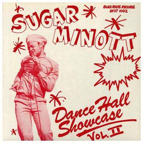 Sugar Minott - Dancehall Showcase Vol 2