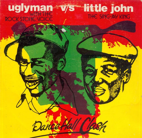 Uglyman Vs Little John - Dancehall Clash