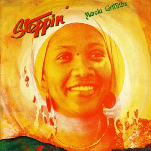 Marcia Griffiths - Steppin' (album)