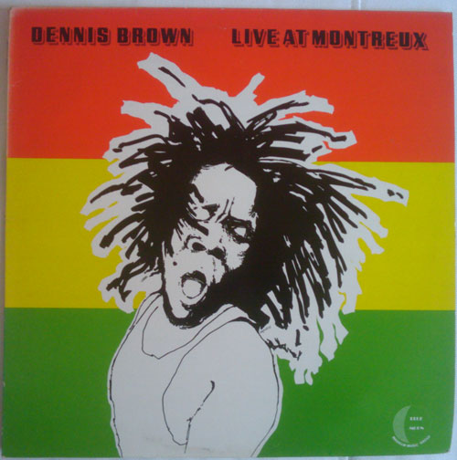 Dennis Brown - Live At Montreaux [1984]