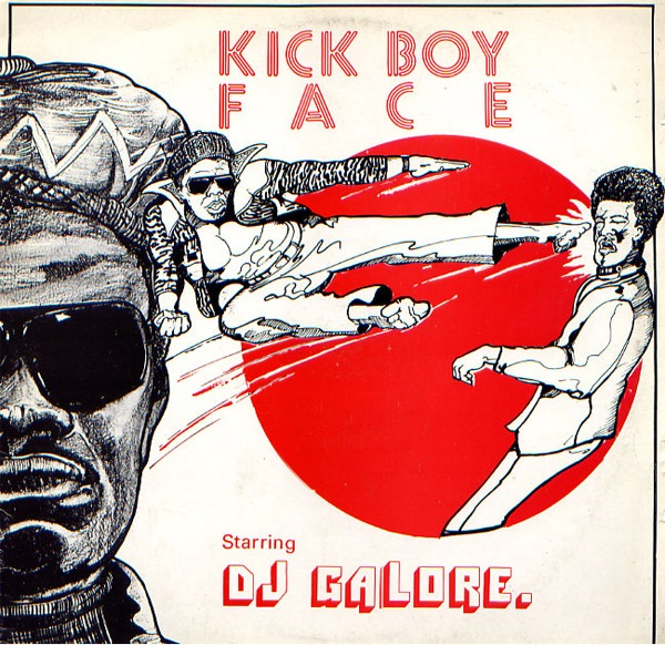 Prince Jazzbo - Kick Boy Face [1976]