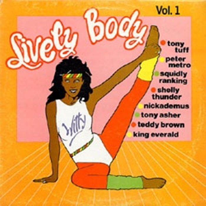 Lively Body - Various Artists [1986]