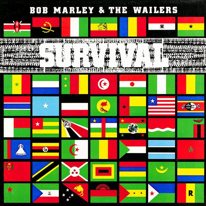 Survival - Bob Marley & The Wailers [1979]
