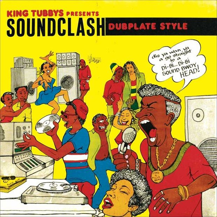 King Tubby Presents Soundclash Dubplate Style [1988]