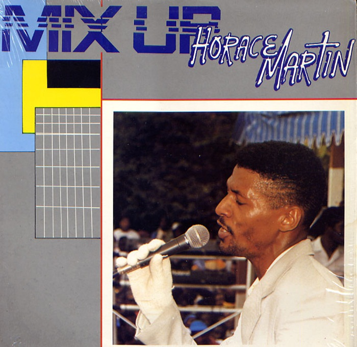Horace Martin ‎– Mix Up [1988]
