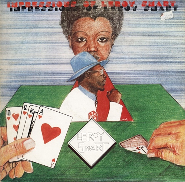 Leroy Smart ‎– Impressions Of Leroy Smart [1977]
