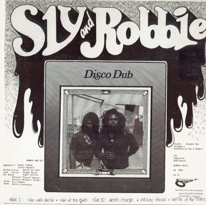 Sly And Robbie - Disco Dub [1978]