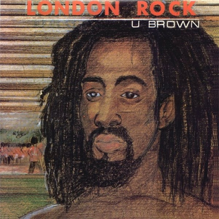 U Brown ‎– London Rock [1977]